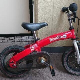 Henshin bike ストライダー<説明書・工具付>