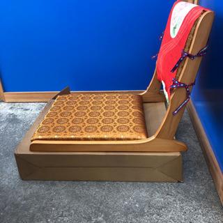 座椅子2脚セット