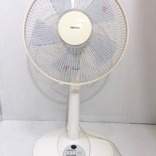 TEKNOS(テクノス)★リビング扇風機★KI-157R(B)★...