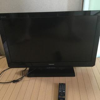 東芝 REGZA 32型 液晶テレビ