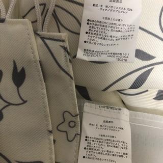 カーテン 2種 セット【取引終了】 - 生活雑貨