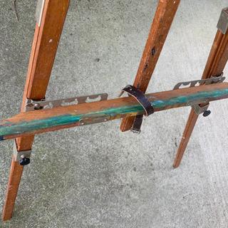 イーゼル木製 1