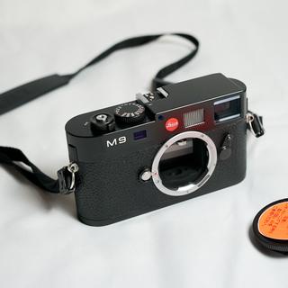 Leica M9 ライカ M9 ブラックペイント 美品です。 価...