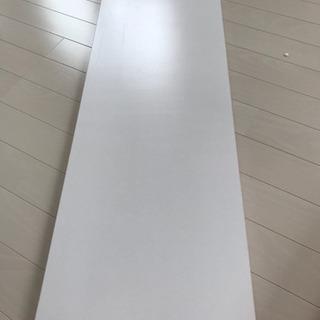 カラーボックス  棚板 白ホワイト