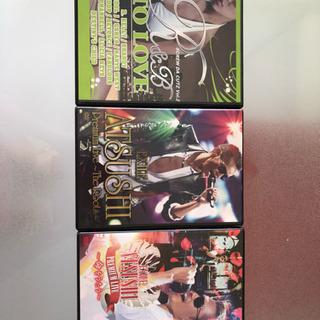 MusicDVD ATSUSHI 1000円