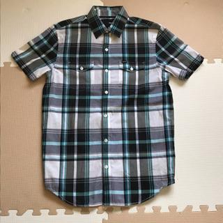 ハーレー 半袖シャツ チェックシャツ Sサイズ