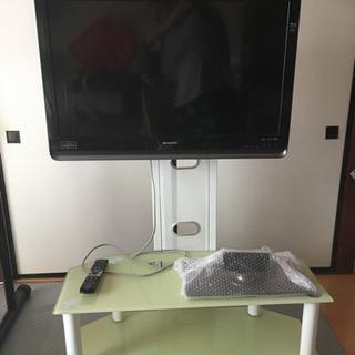 ◆さらに値下げしました◆32型テレビとテレビ台