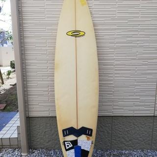 サーフボード ショート 6'6 CRUZサーフボード
