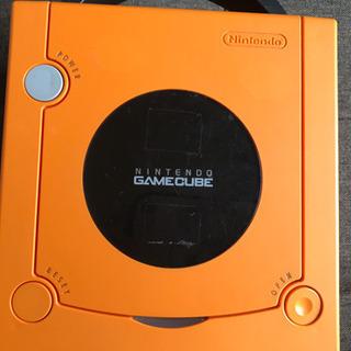ゲームキューブ オレンジ