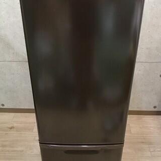 パナソニック 冷蔵庫 NR-B177W-T 168L 2015年製