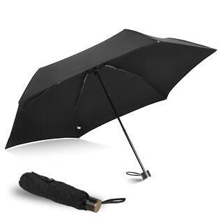 折りたたみ傘 軽量(200g) コンパクト 6本骨 110cm ...