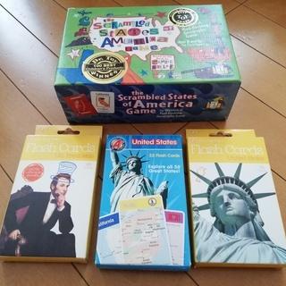 英語教材カード(小学生向け)
