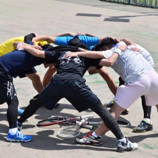 ソフトテニスクラブ ホホちゃんB