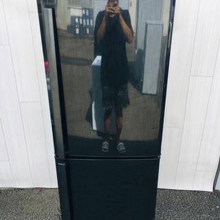 774番 MITSUBISHI✨ ノンフロン冷凍冷蔵庫❄️MR...