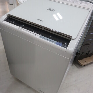 取りに来れる方限定!2017年製HITACHIの11.0Kg洗濯...