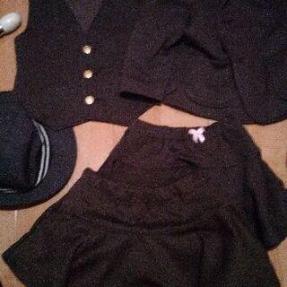 津田山幼稚園の制服セット