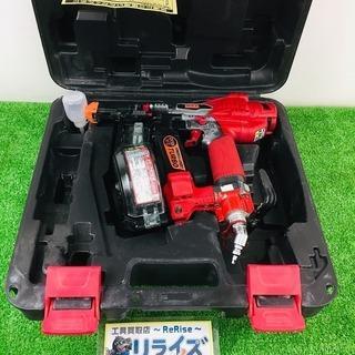 MAX 高圧ターボドライバ HV-R41G4-G【リライズ野田愛...