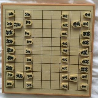 マグネット将棋盤駒を無慈悲にあげます