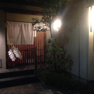 焼鳥屋をリニューアルオープンするため 和食もしくは焼鳥屋の…