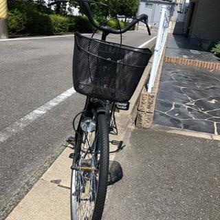 取引完了・中古自転車(ジャンク扱い)
