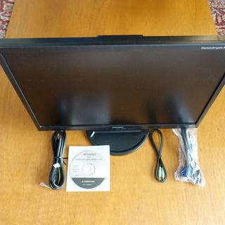 22インチ液晶ディスプレイ 三菱RDT222WM(2009年購入...