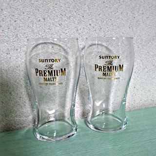 無料! プレモルのグラス2個