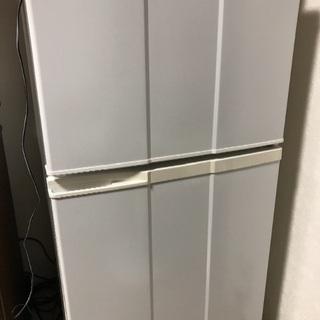 8月17日迄引き取り希望2ドア冷蔵庫