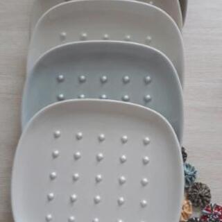 フェリシモ トースト皿5枚