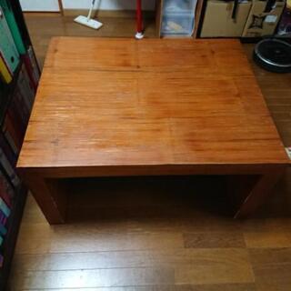 テーブル アジアン 地球雑貨