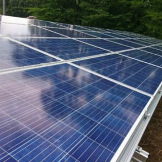 寮あり 関東 低圧太陽光発電所建設