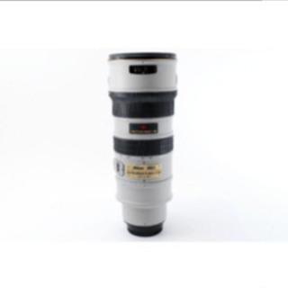 ニコン 70-200 2.8 グレー レンズ