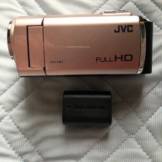 JVC フルハイビジョンビデオカメラ お譲りします。