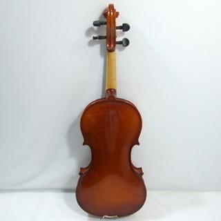 メンテ済み 音量あり チェコ製 Stradivariタイプ バイオリン 4/4 杉藤 弓 毛替え済み 中古バイオリン 愛知県清須市より 手渡し 全国発送対応 - 楽器