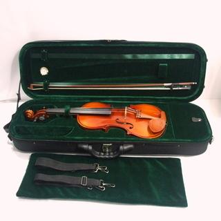 メンテ済み 音量あり チェコ製 Stradivariタイプ バイオリン 4/4 杉藤 弓 毛替え済み 中古バイオリン 愛知県清須市より 手渡し 全国発送対応 - 売ります・あげます