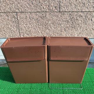 ゴミ箱2個セット