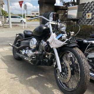 ドラッグスター400cc   レストアベース