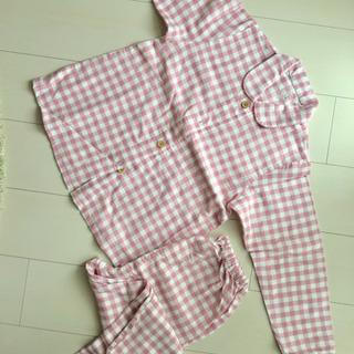 パジャマ 女の子 130