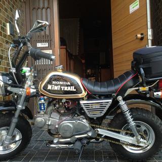 モンキー エンジン武川100cc以上