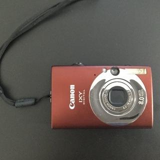 Canon デジダルカメラ IXY DIGITAL 20 iS ...