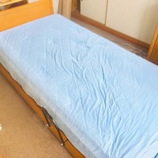 【無料!】ベッド  差し上げます!