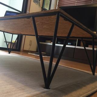 OSBボード製 テーブル!
