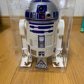 Disney land  R2-D2