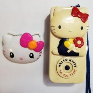 キティちゃん カメラ