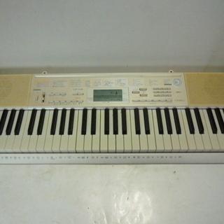 カシオ(CASIO)電子ピアノ LK-118 電源アダプタ無し ...