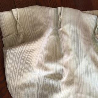 黄緑カーテン 210×100 2枚