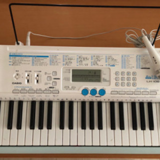 電子ピアノキーボードCASIO