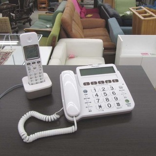 パイオニア 電話機 親機 子機付き TF-SE15 ナンバーディ...
