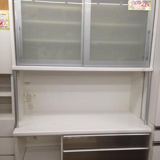 【値下げしました】2面食器棚 オシャレ!状態キレイです。 081...