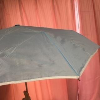 水色 日傘 雨傘 ¥200