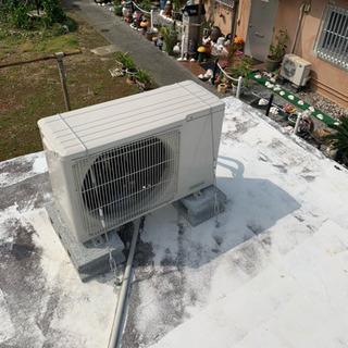 エアコン取り付け、清掃